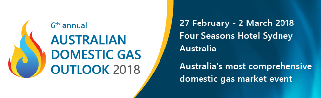 TheAustralian Domestic Gas Outlook2018 Learning Sessions