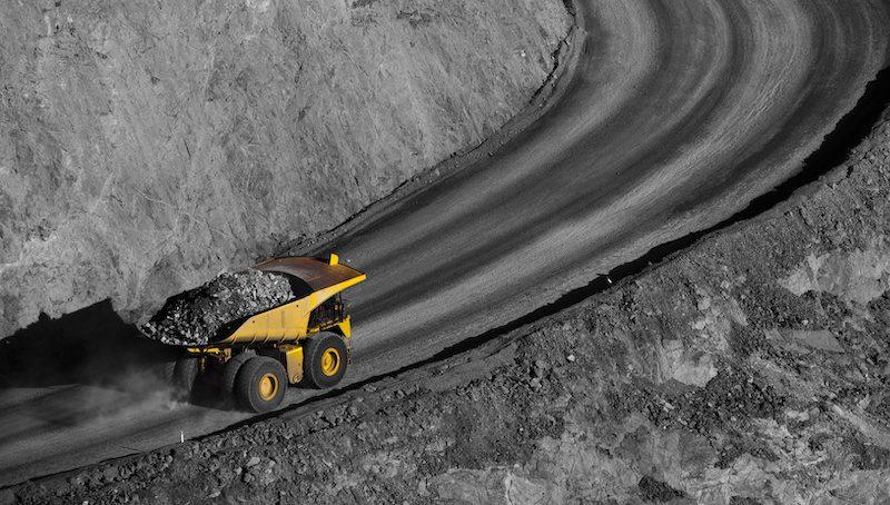 mine haul road operations