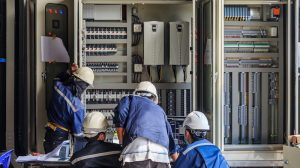 care and maintenance electrical checks