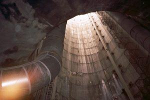 underground ventilation research