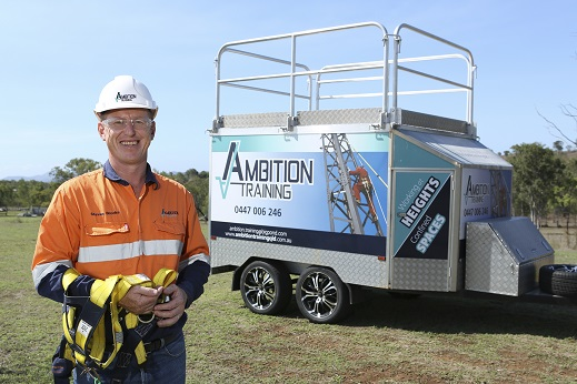 Detecting unseen hazards can mean life or death for Central Queensland workers.