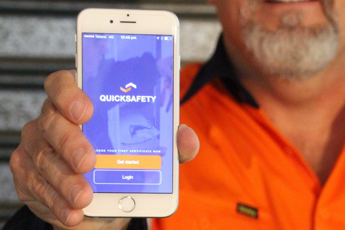 Life-saving electrical compliance app