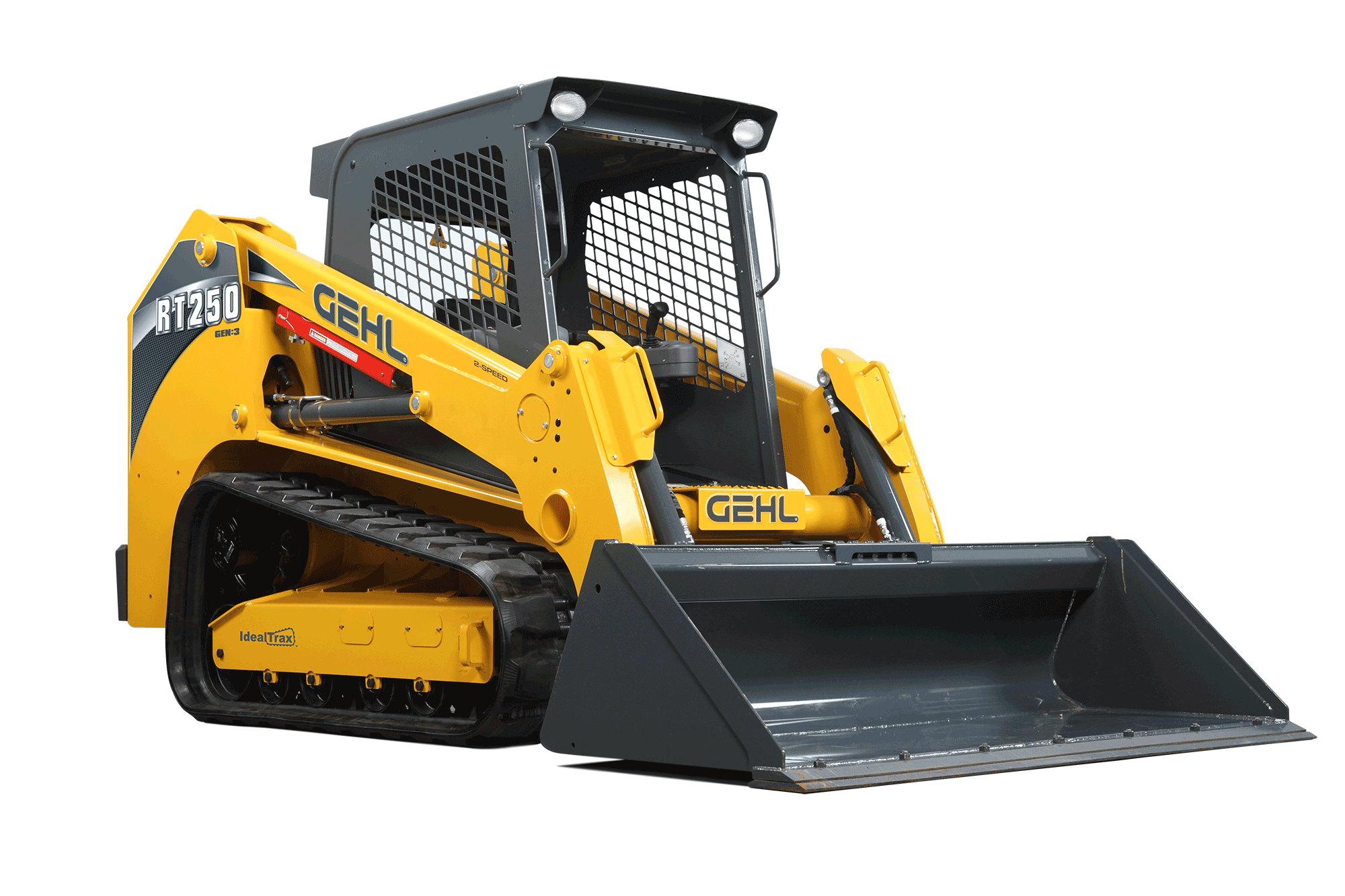 Safety & Gehl Track Loaders