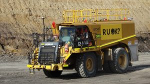 OHS rules in mining truck drivers rules