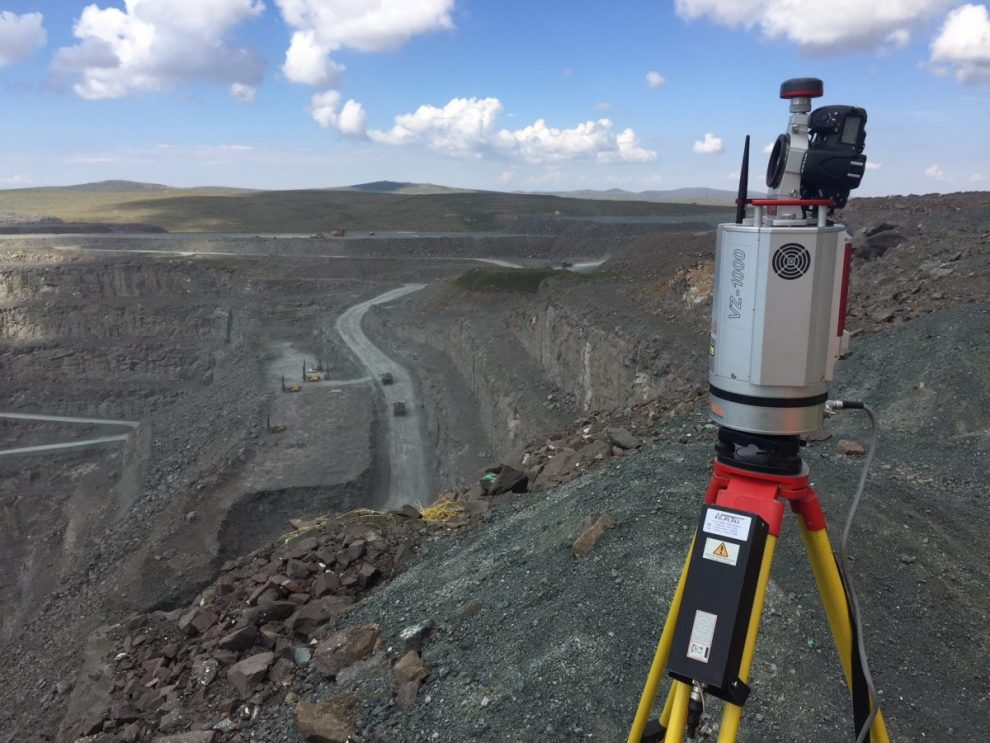 geospatial technology can improve safety management systems at mines