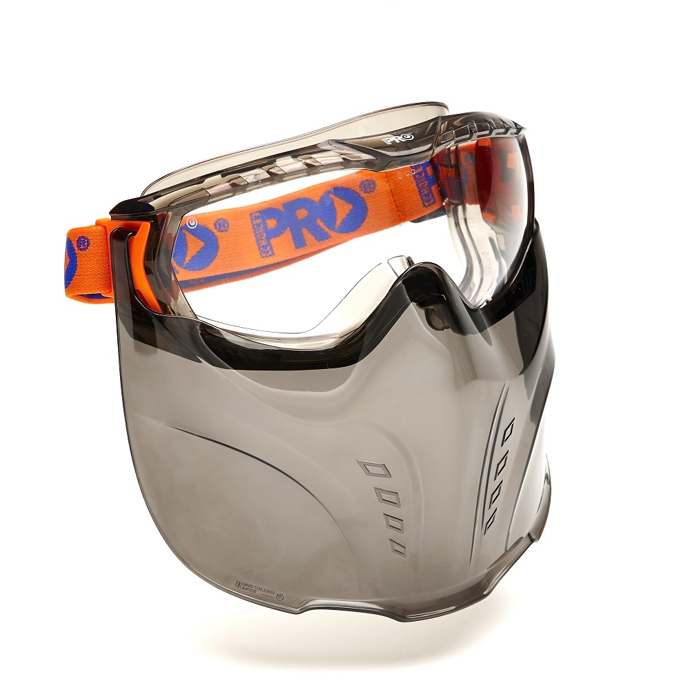 What impact protection do I need for my safety eyewear?