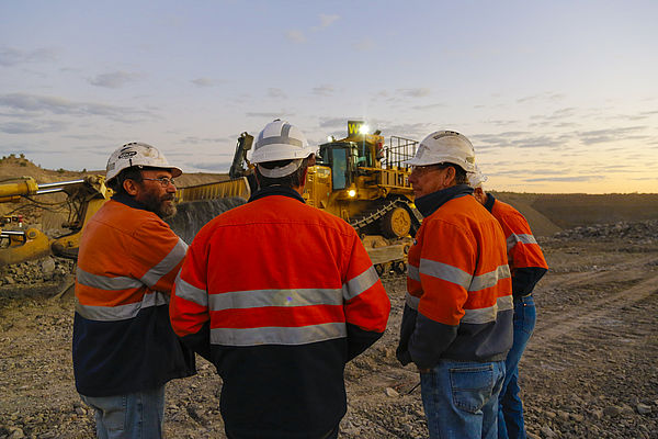 Mining, Resources & Energy sectors recording job growth of 37% YoY