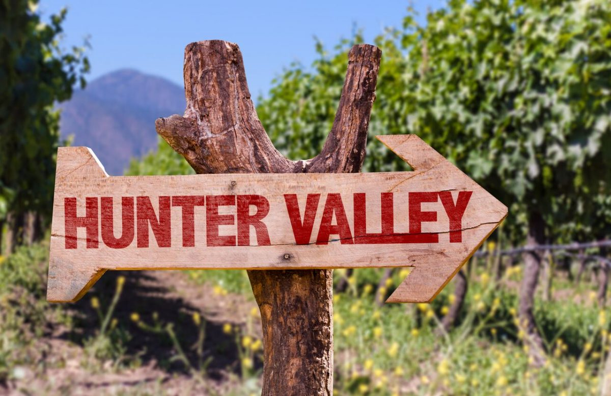 The Hunter Valley – getting better with age