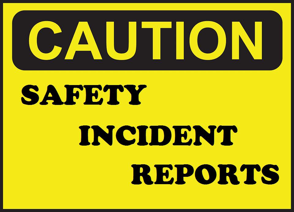Serious injury report