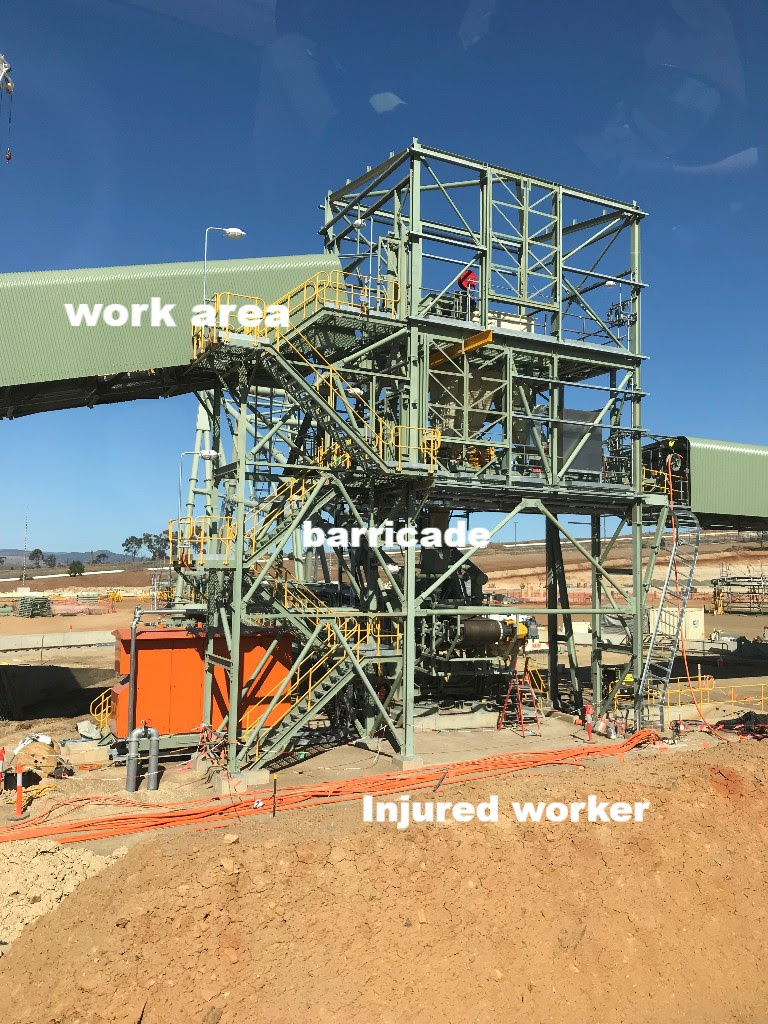 Dangerous incident report- Resources Regulator Mine Safety (NSW Government)