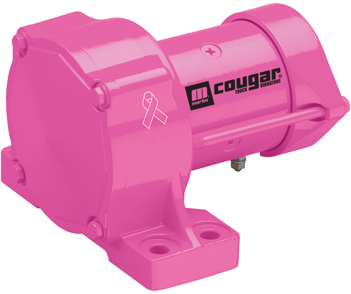 Vibrators go pink for breast cancer awareness month