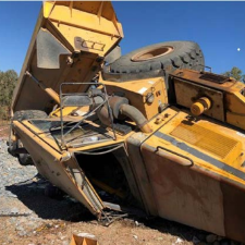 Mines safety alert – Fatality involving an articulated dump truck