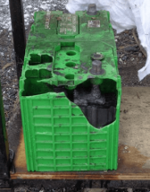 mining safety incident battery explodes