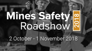 mine safety roadshow