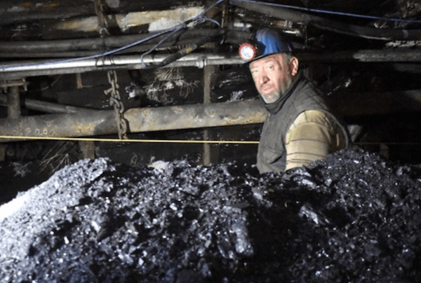 A day in the life of a Turkish Miner
