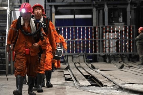 Chinese Mine Disaster