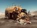 collision mining truck