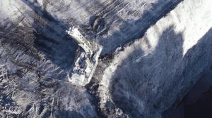 mining incident drill rig