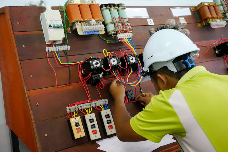bypass of electrical safety