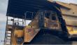 haul truck fire