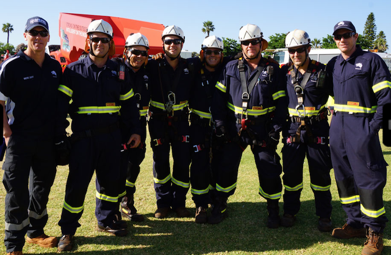 mining emergency response