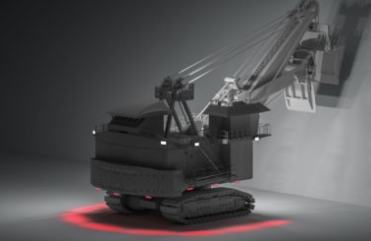 mining equipment lighting