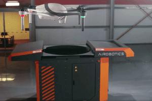 autonomous drones to improve safety