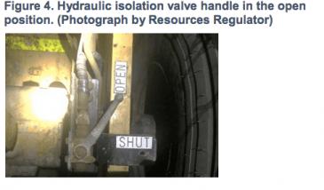workbox hydraulic isolation valve