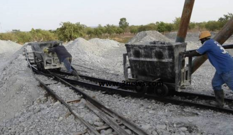 a ghana gold mining accident took 16 lives