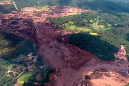 Vale tailings dam collapses