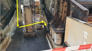 falling objects safety hazard