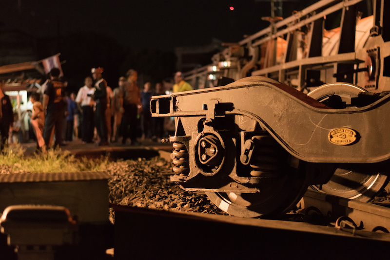 train derailment in the hunter valley
