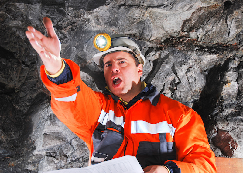 harassment and bullying in mining
