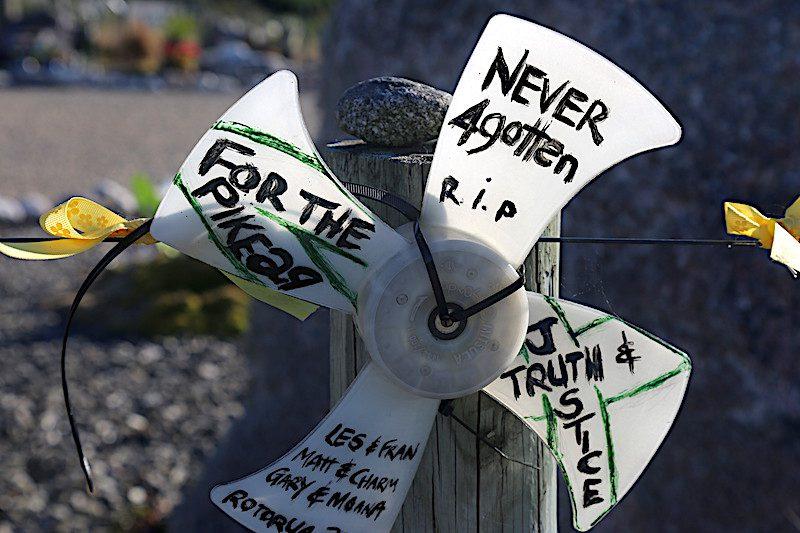 Pike river mine remembrance