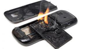 lithium battery explosion risks