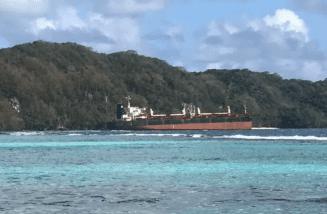 MV Solomon Trader