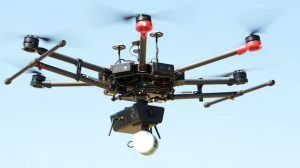 drones in mining CSIRO project