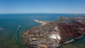 Mining and shipping operations suspended at port hedland