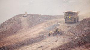 proximity detection mining vehicles