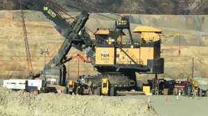 maintainer killed by a relief valve in a mine accident