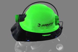 smart mining helmet jannatec
