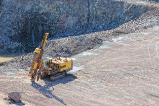 geological risk mining