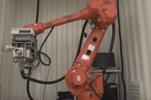 robot refuellng system
