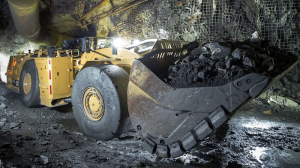 caterpillar R1700 mining safety benefits