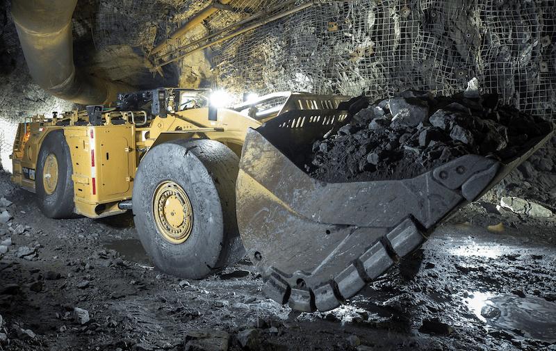 caterpillar R1700 mining safety benefits
