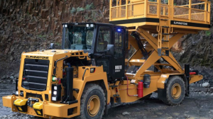Elphinstone WR810 multipurpose mining support vehicle