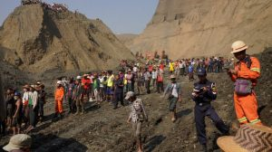jade mine disaster myanmar
