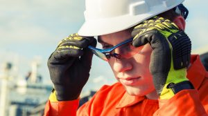 safety eyewear mining mine workers