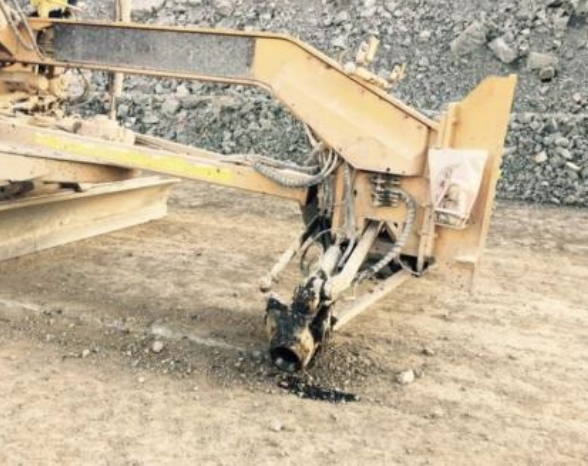 graders sub axles failure