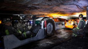strata hazardavert proximity detection in underground coal mine